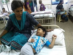 Help Baby Rishva Undergo Treatment For Cancer