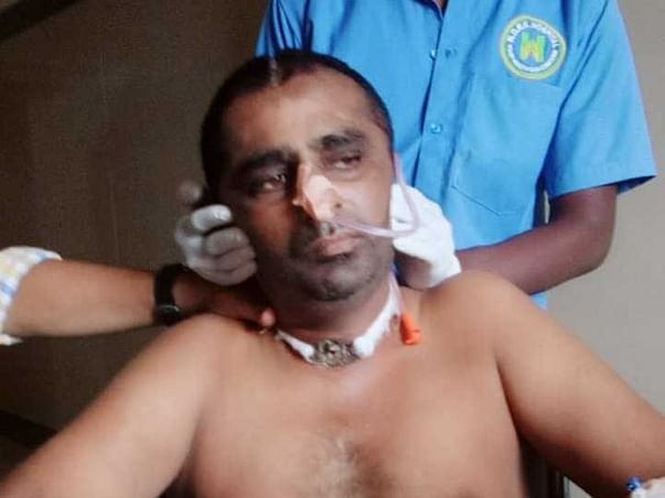 Help Jayanna for skull surgery-he is the only bread earner in family