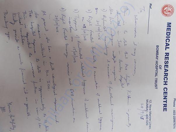 Certificate l