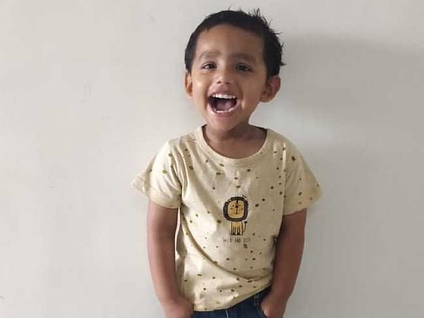 Help Laksh Get The Gift Of Hearing