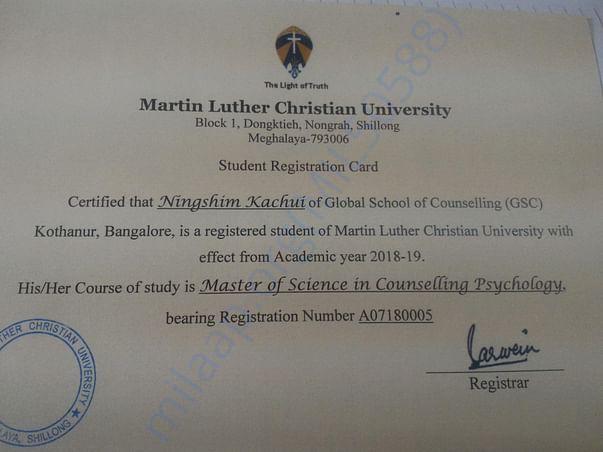 Registration proof