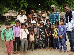 Help Van Gujjar Community Rebuild Their Homes