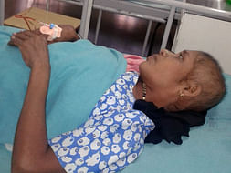 Poor Parvathi is fighting with Cancer. You CAN help her!