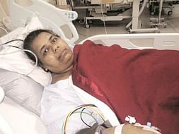 Help My Mother Undergo Surgery