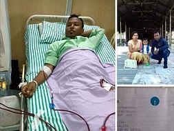 Help Dharmendra Fight Kidney Disease
