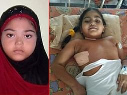 Help 6-yr-old Fathima Fight Cancer