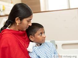 Help 10-year-old Jayasri fight cancer