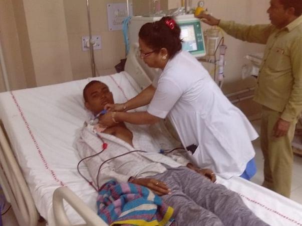 Help Sabhi Undergo Kidney Transplantation
