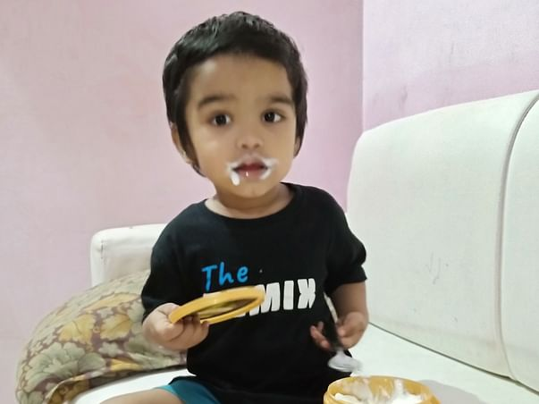 Help My Little Son, Nikhil, Join Camford