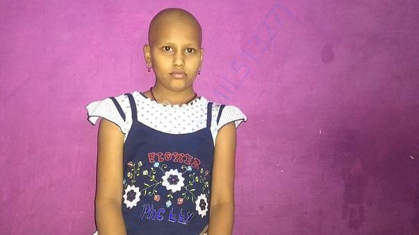 11 years akshaya needs an urgent radio therepahy