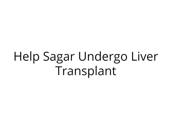 Help me get funds for my second liver transplant