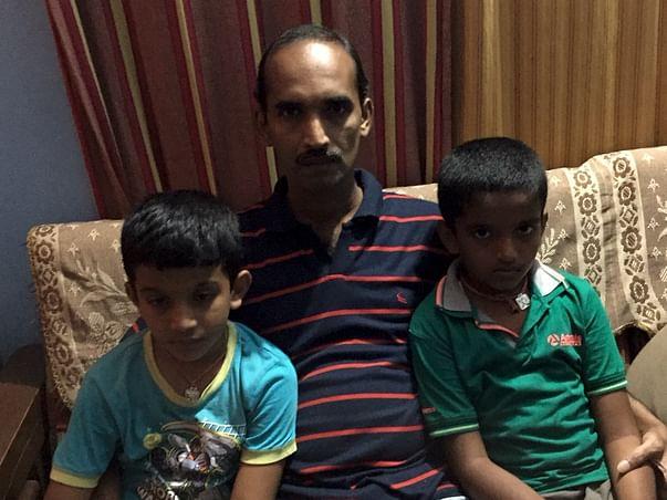 Help Sivakumar Undergo A Liver Transplant