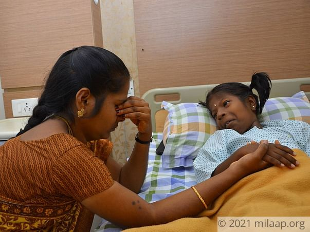 Single Mother Struggles To Save Her 9-Year-Old From A Brain Disease