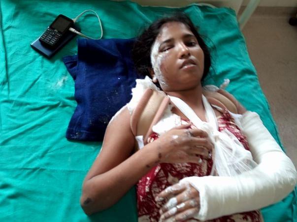 Help Seenu Kumari Recover From An Accident