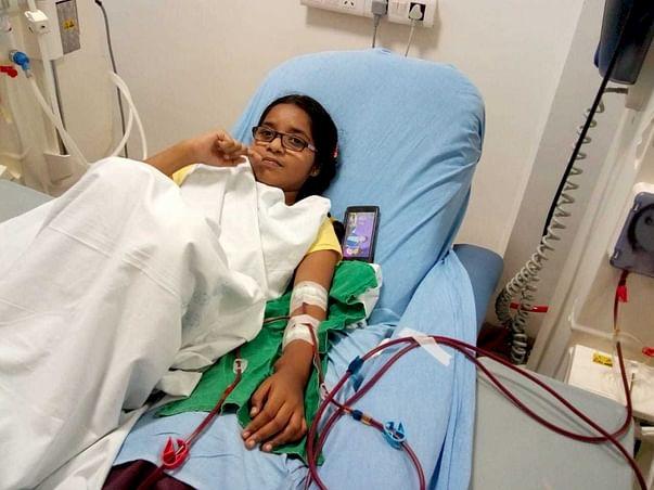 Help My Sister Undergo Kidney Transplantation