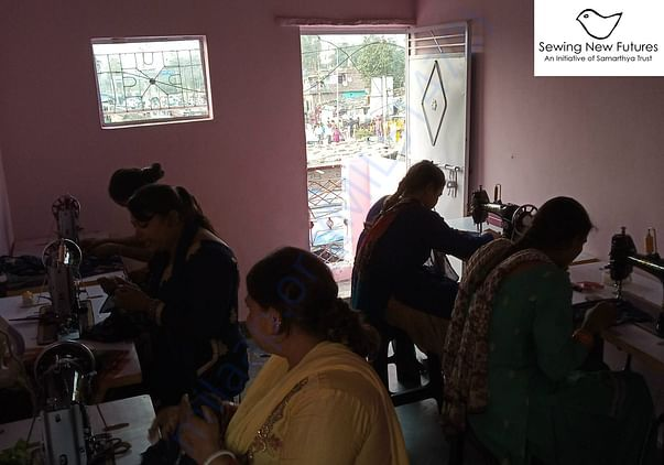 SNF Sewing Centre Oct. 2018