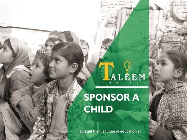 Sponsor Children's Education