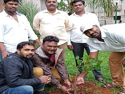Join Hands In Planting One Lakh Tree Saplings