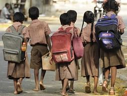Hygiene Kit Distribution To Dharavi School Children