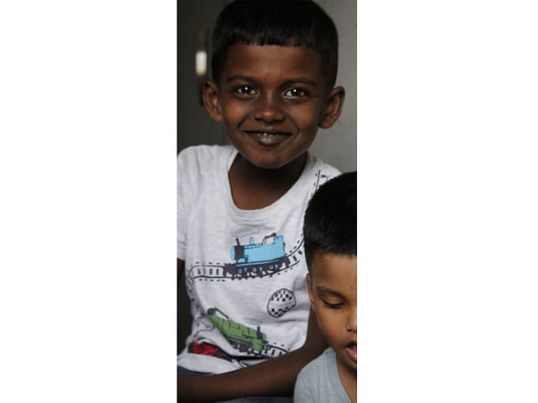Help Little Adeeb Undergo Bone Marrow Transplant