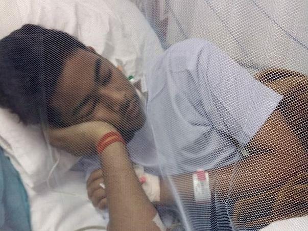 My Son, Siddharth, Intestine bleeding operation urgently