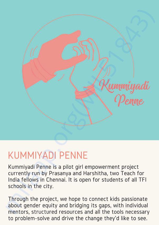 Kummiyadi Penne Project Overview
