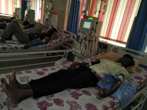 Please Help Me Undergo Kidney Transplant