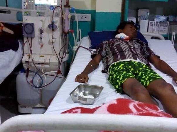 Help Sourav Get His Kidney Transplant