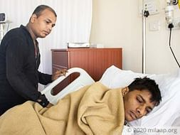 Support 20-years old Prashant to fight disease