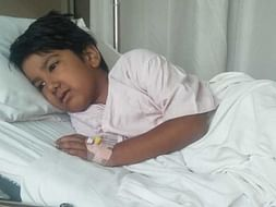 Help Baby Aayan Fight Blood Cancer