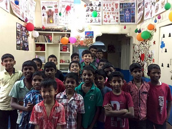 Help Orphans Get Treated