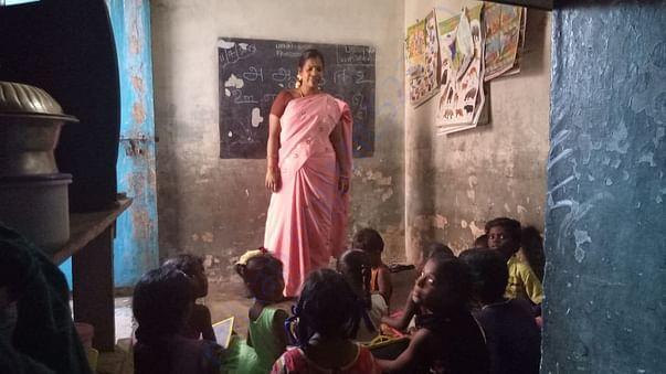 Childcare facility at Kannagi Nagar