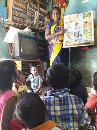 Childcare at Sathya Nagar C