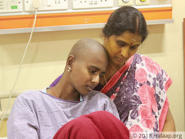 Deadly Cancer Is Snatching Away State Level Volleyball Player's Dreams