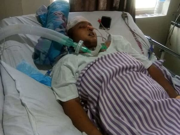 Help Swati Fight Surgeries Due To Accident