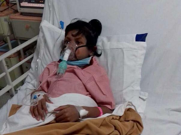 Help Little Aditi Undergo Liver Transplant