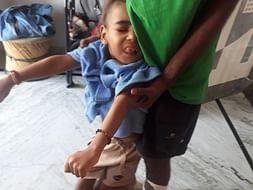 Help Bhavit Fight Cerebral Palsy