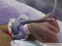 Call Centre Employee Is Left With Nothing To Save His Newborn's Life