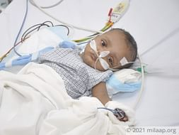 Vital Organs Of This Electrician's 1-Year-Old Will Fail Without Help