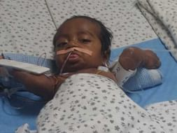 Help Baby SaiChand Recover