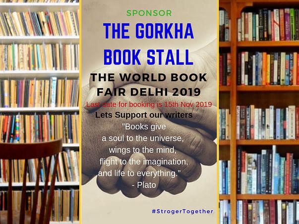 Help Writers Particiapte In Gorkha Book Stall In World Book Fair Delhi