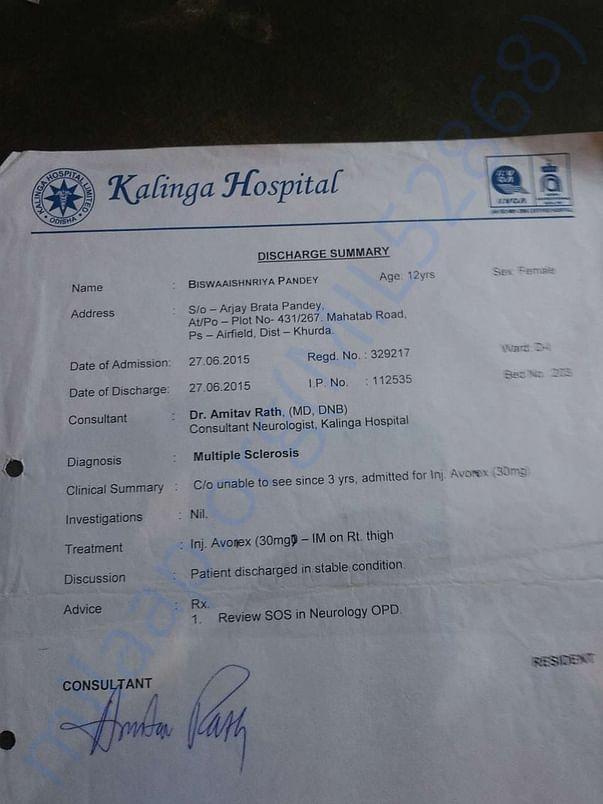 Kalinga hospital report