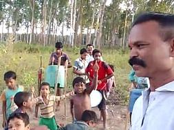 Music Learning for Tribal Children at Suna Nagar Koraput, Odisha