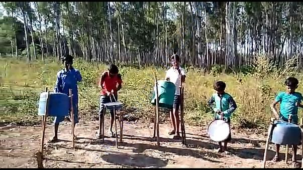 Support to Tribal Children