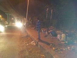 Fixing and Beautifying Black Spot on Kanakapura Road-Phase 2