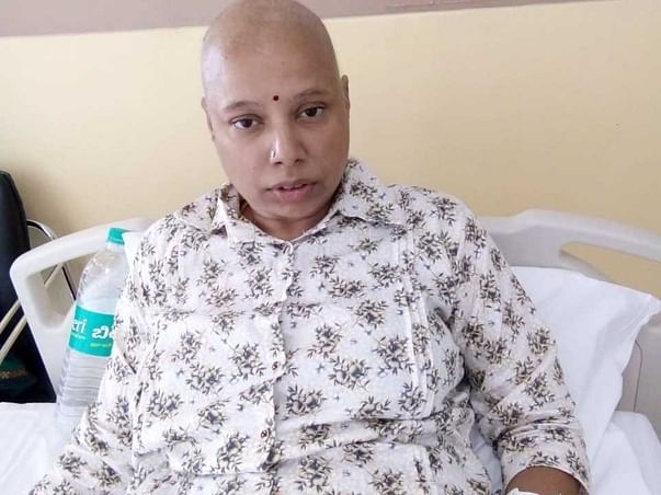 Help Malini Fight Cancer