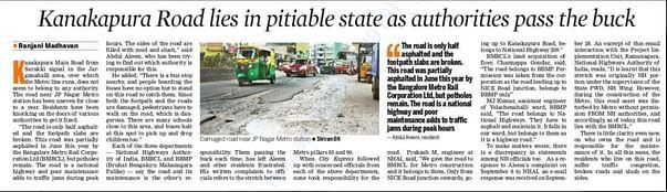 Indian Express News Article
