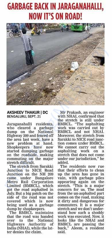Deccan Chronicle News Article