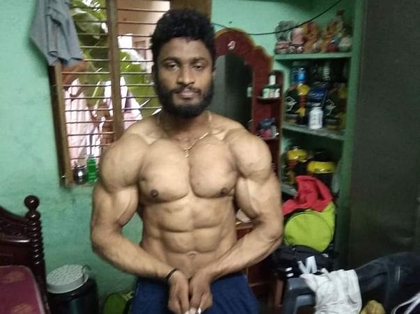 Support For My Body Building Competion