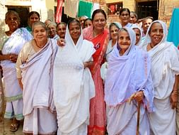 Help Laxmi Gautam to provide a home to the widows in Vrindavan